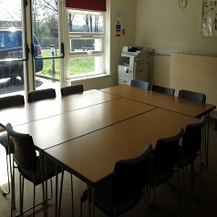 Facilities size Meeting Room
